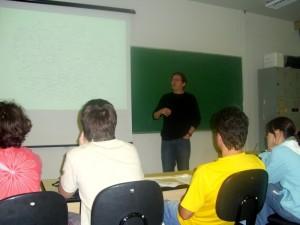 Encontro com o Vice-Presidente da Science Commons - John Wilbanks no CECM – USP – novembro 2010